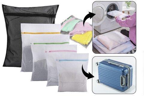Set od 5 vrećica za pranje rublja EcoLaundry, ekološki prihvatljivo