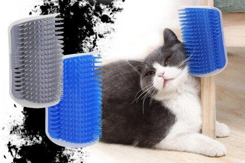 SelfGroomer četka za mačke, ugaona