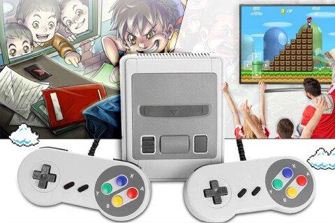 Mini konzola za igre SFC RetroPlay, 620 video igara, HDMI