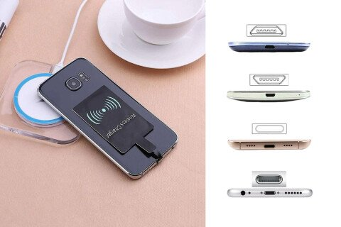 Prijemnik za bežično punjenje WirelessNow, 8 pin, USB C, micro USB
