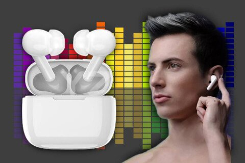 Bežične in-ear slušalice FunTune, Bluetooth 5.0