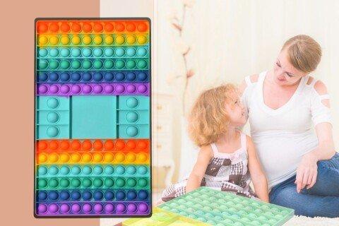 Igra s kockama PopGame, za 2 igrača
