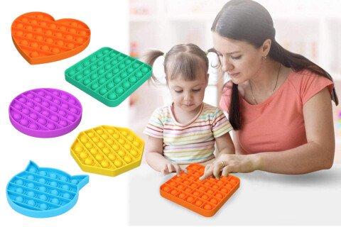 Senzorična igrača za lajšanje stresa in tesnobe AntiStress