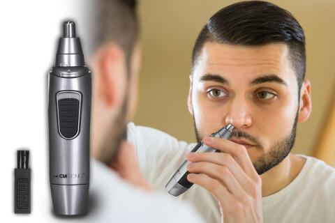 Prirezovalnik nosnih in ušesnih dlačic DeluxeTrimmer