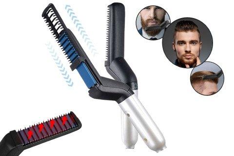 Grejna četka za bradu i kosu ProStyle, za muškarce