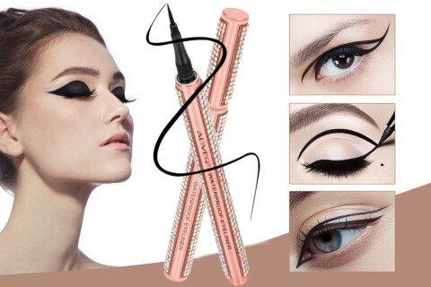 Ajlajner za oči u obliku olovke BlackLine, tečni, crni